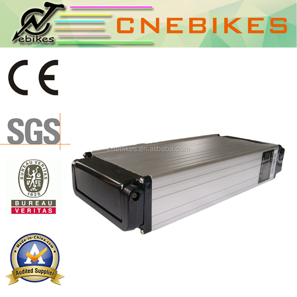 rechargeable li-ion battery 48v 15Ah for electric bike
