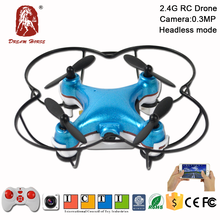 High quality fpv pocket mould sky king drone mini dron heli controller for smart phone control