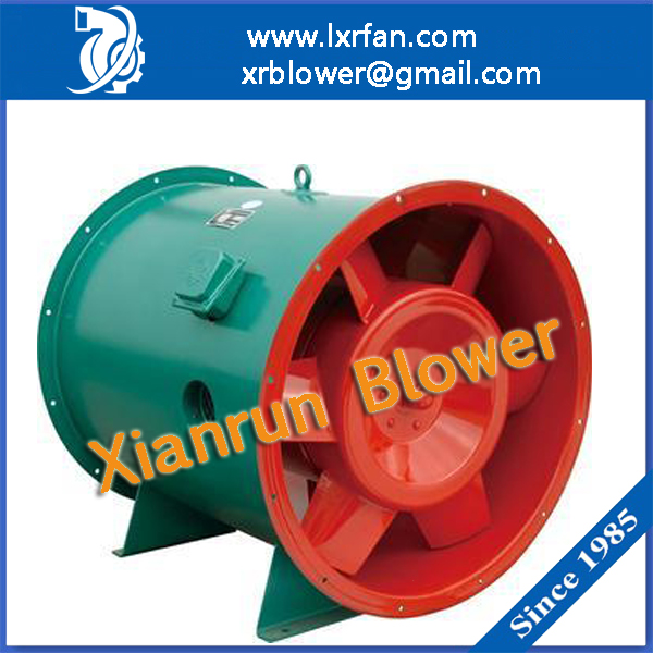 AC Electric Free Standing Propeller Exhaust Fan