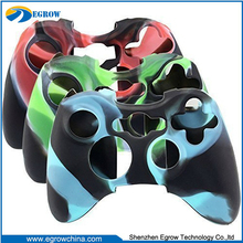 Hot selling Skin Case Protector For Xbox 360 game Controller Case