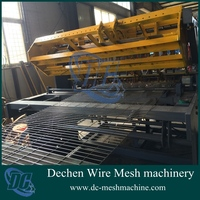 Factory price automatic pneumatic stainless steel dog kennels wire mesh welding machine(OEM)