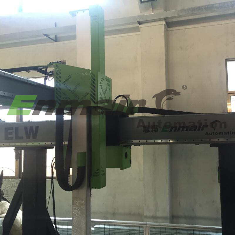 Industrial Automatic Light duty telescopic robotic arm with servo motor