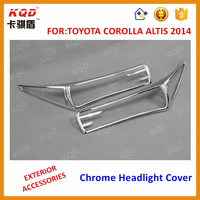 Top selling products Perfect Fit toyota corolla altis headlamp cover toyota corolla tail lights accessories toyota corolla logo