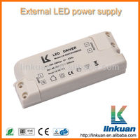 external ac-dc constant voltage 12V led driver power supply