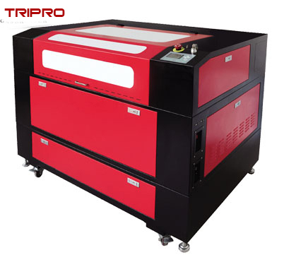 Small Laser Cutter 80W TP960 CO2 Laser Cutter and Engraver Factory Direct Sale