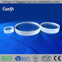 Best-selling quality quartz fritted disks clear Quartz Plate