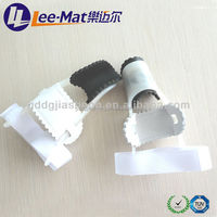 Soft finger splint, plastic splint, orthopedic splint materials