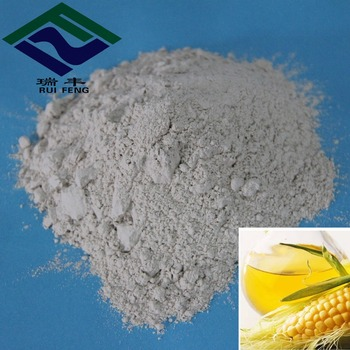 factory price bentonite acid activated clay for corn oil bleaching