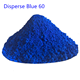 Disperse Turquoise Blue S-GL 200% Disperse Blue 60 for polyester dyeing and printing