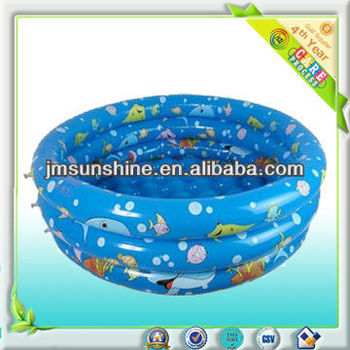 inflatable adult round swimming pool