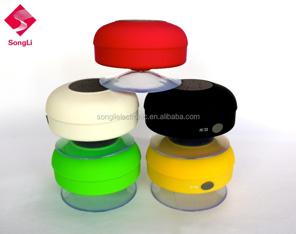 Offre Spéciale promotionnel Étanche bluetooth haut-parleur avec ventouse - ANKUX Tech Co., Ltd