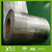 double sides MPET woven fabric XPE foam mylar sheet insulation
