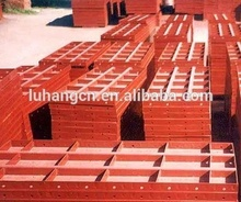 Adjustable steel support frame steel formwork