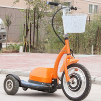 chinese 3 wheel li-battery electric car for passenger