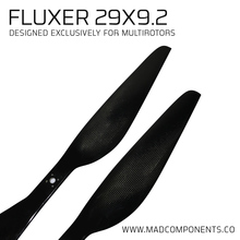 FLUXER High Efficiency Balancing CF Prop 29*9.2 quadcopter propellers for Agriculture UAV/ Multicopter/Quadcopter