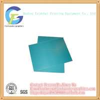 Comercial color printing conventional ps plate, PrePress Equipment ps plate, flyer printing PS plate