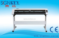 signright SK-F1350HL 53'' Coreldrew directly 3M sheet sensor optical bluetooth servo motor cutting plotter vinly cutter