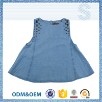 Welcome OEM ODM colorfast girl dress