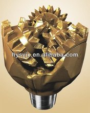 "444.5mm API 17 1/2"" Steel Tooth Tricone Rotary Bit Tricone Drill Bit High Rotary Speed drilling bit"