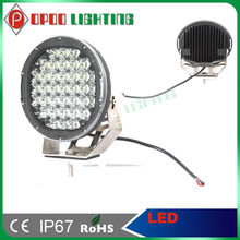 led offroad driving light,Water proof 5W*37pcs cree chip IP68 led offroad driving light