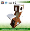 BSCI Audit Factory Luxury Indoor Cat Tower Sisal Cat Condo