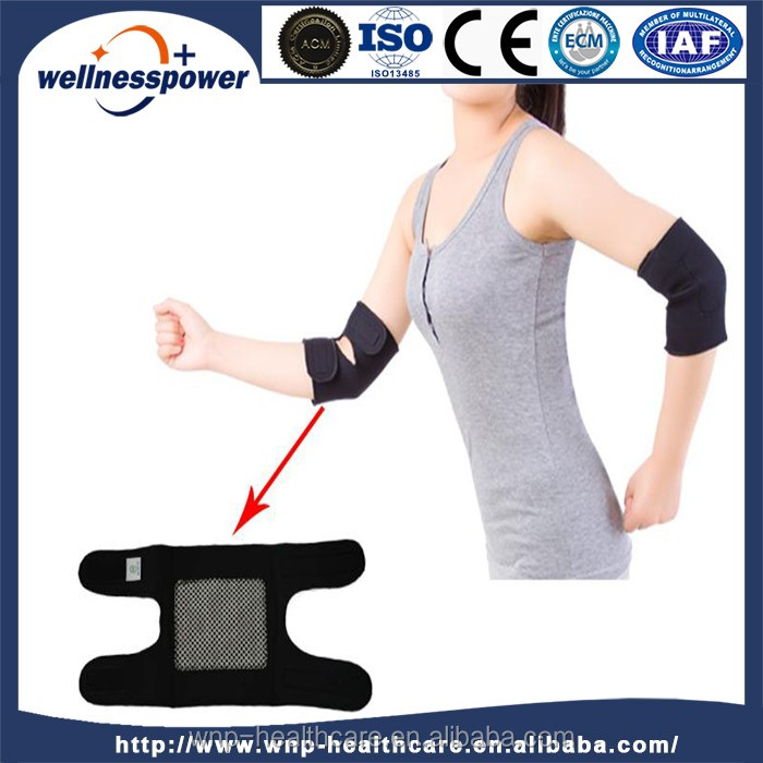 Adjustable orthopedic self heating magnetic neck support protector brace