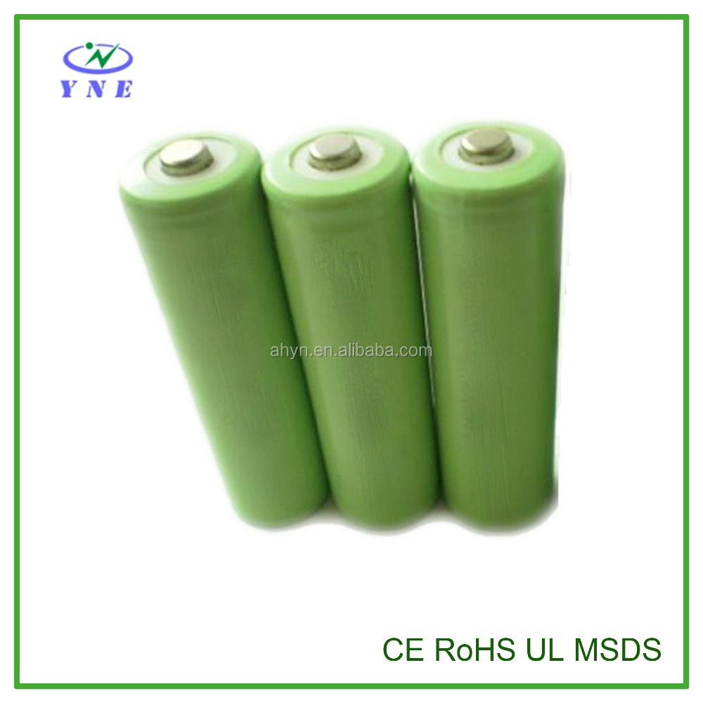 Nickel Metal hydride rechargeable battery 1.2V AA 1800mAh