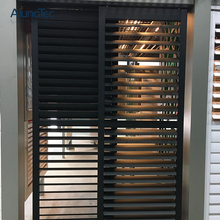 Customized Aluminum Sliding Plantation Shutter