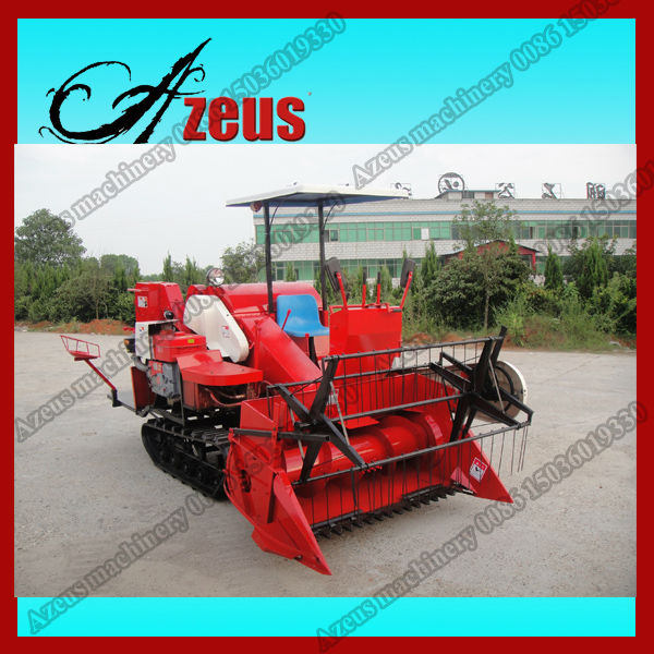 Small Agricultural Machinery Rice Combine Harvester Prices in India