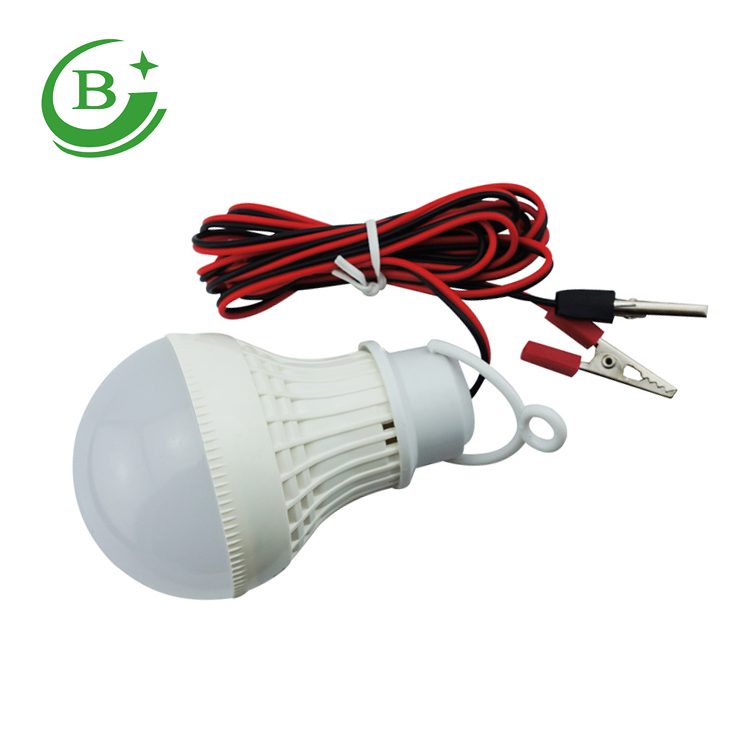 China factory supplier low voltage 12v dc 9w led light bulb