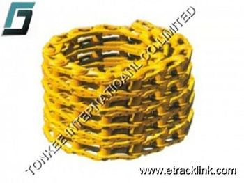 Kobelco track link assembly for SK60, SK100, SK120, SK220, SK300