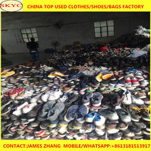 Mixed shoes used shoes name brand sneakers bulk shoes hot sale in Africa