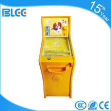 High Durability Quality coin operated bingo pinball machine