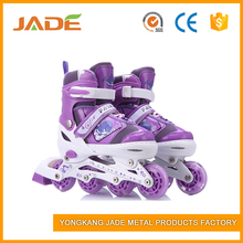 2017 professional 4 wheels roller skate shoes freestyle aggressive inline skates for kids