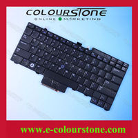 Original For Dell E6400 Keyboard Replacement E5400 E5500 E6500 Service Black US Layout 0UK717