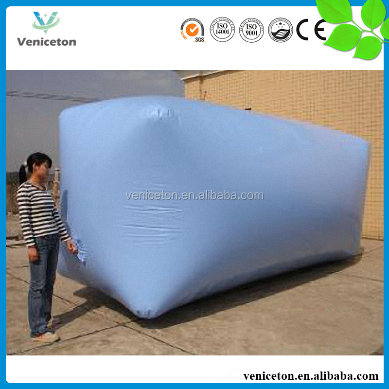 Veniceton Assembly small biogas digester for animal waste treatment high technology