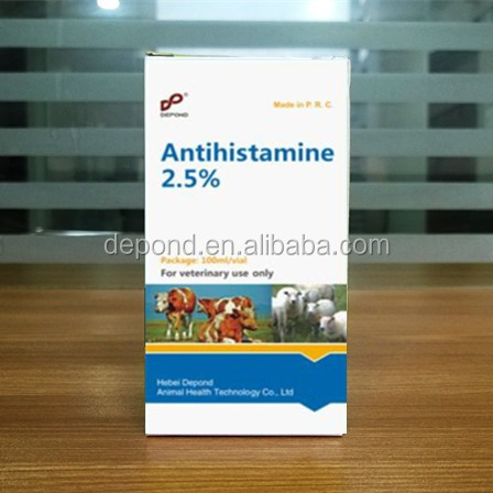 Depond Diphenhydramine hcl injection