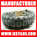wholesale cross 550 paracord bracelet buckle