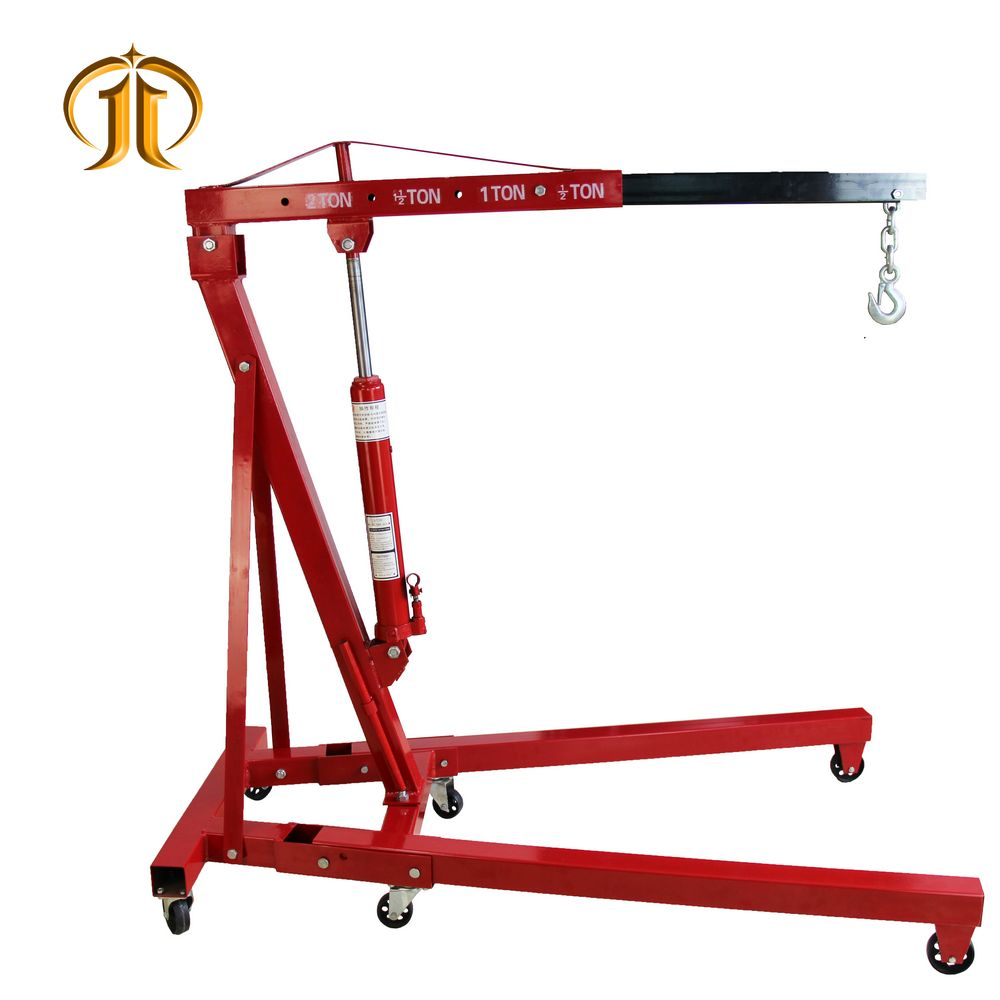 2 ton shop hoist cherry picker engine crane lift