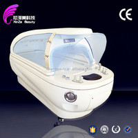 2015 far infrared hothouse sauna dome beauty salon spa bed with wholesale prices