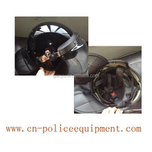 anti riot helmet with visor/anti-riot helmet/police anti riot helmet
