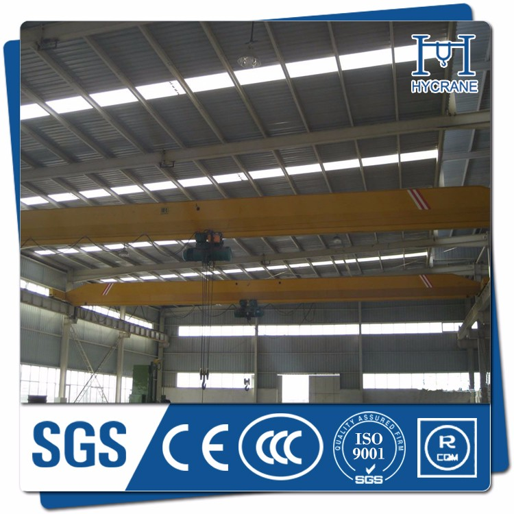 Hot Selling Electric Single Girder Crane With Free Spare Parts