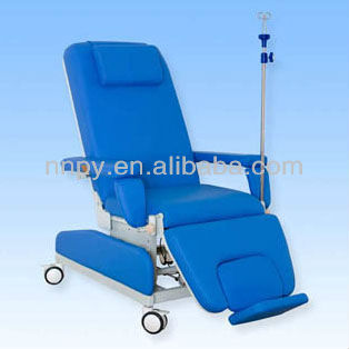 PY-YD-CS Hospital adjustment manual blood donor chair hospital attendant bed