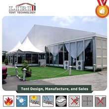 Custom Made Metal aluminum Frame White luxury Wedding Tents for Sale