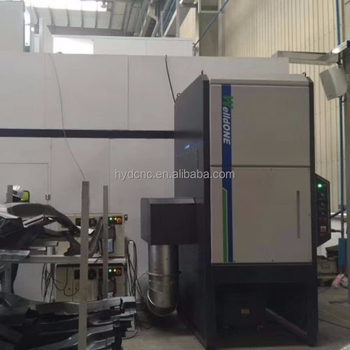 Laser cutting dust treatment dust collector