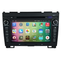 "OEM A9 Quad core Pure Android 5.1.1 HD 1024*600 16GB Mirror-Link 8"" Car DVD Player GPS Stereo Radio For Great Wall Hover H3/H5"
