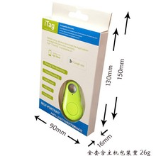 Best sell products 2015 smart mini cute bluetooth 4.0 anti-lost alarm key finder for child ,pet,wallet etc.