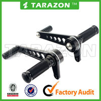 TARAZON brand hot sale universal rearsets for cafe racer CB650