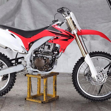 250cc motorcycle dirt bike on road and off road gas scooters