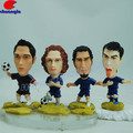 Custom Made Collection Plastic Toys Footballers Figures